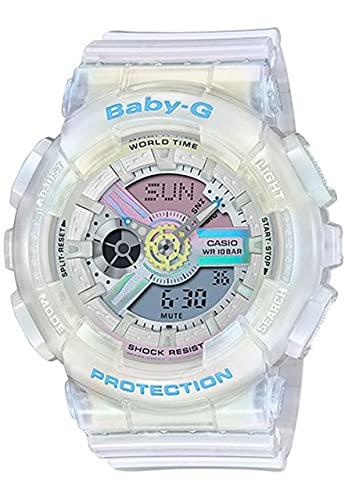 Casio Baby-G BA-110PL-7A2ER - Reloj Deportivo Resistente a los Golpes.