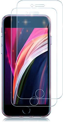 UNO' Protector Pantalla 2 Unidades, Protector Pantalla Cristal Templado Compatible Con Iphone 7 Plus Y Iphone 8 Plus Vidrio Templado Hd Apto Para Iphone 7 Plus Y Iphone 8 Plus.