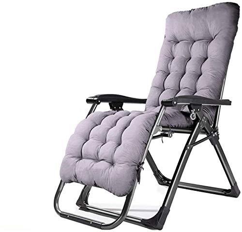 Lounge Chaise pliante Chaise de camping Recliner Chaises Chaise longue Fauteuil Casual Dossier Pause déjeuner Chaise Patio Jardin Riverside Plage Lounger (Color : C)