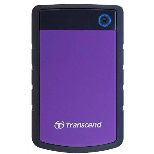 Transcend 1TB EXT. Festplatte StoreJet H3P 2,5- USB 3.0, Lila