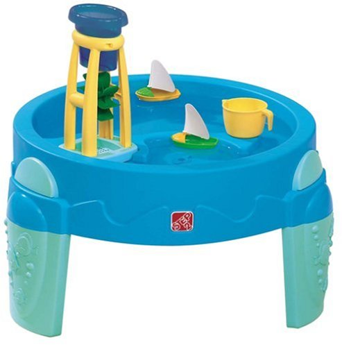 Step2 WaterWheel Play Table is Perfect for Outdoor Water Fun