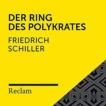 Schiller: Der Ring des Polykrates (Reclam Hörbuch)