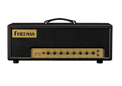 Friedman Small Box 50W 2-Channel Tube Guitar Amp Head