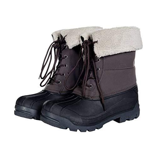 HKM Termiczne buty stojskie -London uniseks niebieski czarny 36 EU