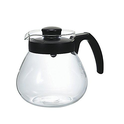 HARIO(ハリオ) コーヒー&ティーサーバー テコ 電子レンジ/食洗機対応 1,000ml 日本製 TC-100B