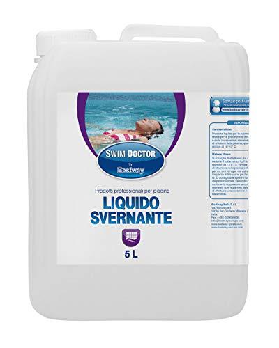 Bestway 59013   Flowclear - Liquido Svernante, 5 litri