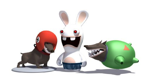 Rabbids Dogs Pack
