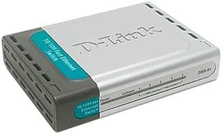 D-Link DSS-5+ 5-Port 10/100 Switch, Desktop