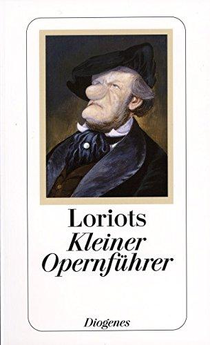 Loriots kleiner Opernfuehrer - arrangiert für Buch [Noten / Sheetmusic] Komponist: Loriot
