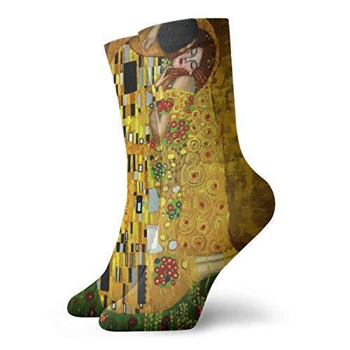 Pillowcase Home Life Cotton Cushion Case 18 x 18 inches CAPSOCKS Gustav Klimt Music Die Musik