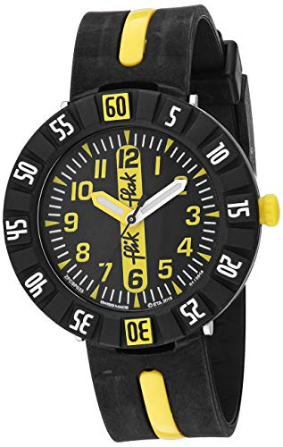 FlikFlak Jungen Analog Quarz Uhr mit Plastik Armband FCSP033