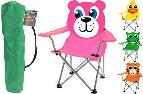 Klapstoel voor kinderen, dieren