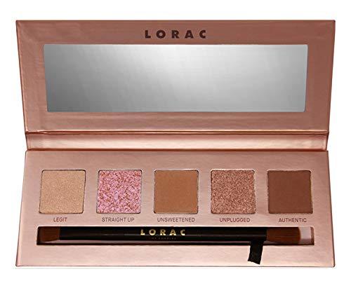 LORAC Unzipped Eyeshadow Palette Unfiltered