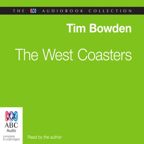 The West Coasters audiobook cover art
