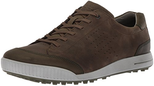 Zapatos Golf Hombre Footjoy Marron Marca ECCO