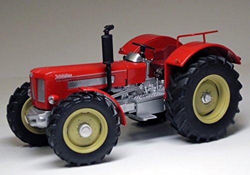 Weise-Toys 1042 Schlüter Super 1250 V-Modelltraktor 1/32, Mehrfarbig