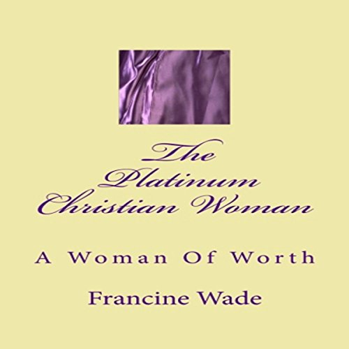 The Platinum Christian Woman audiobook cover art