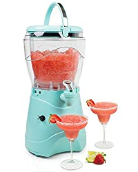 commercial Nostalgia Margarita  Slash Machine, 1 Gallon Drink, Light Flow, Carry … nostalgia electrics blender