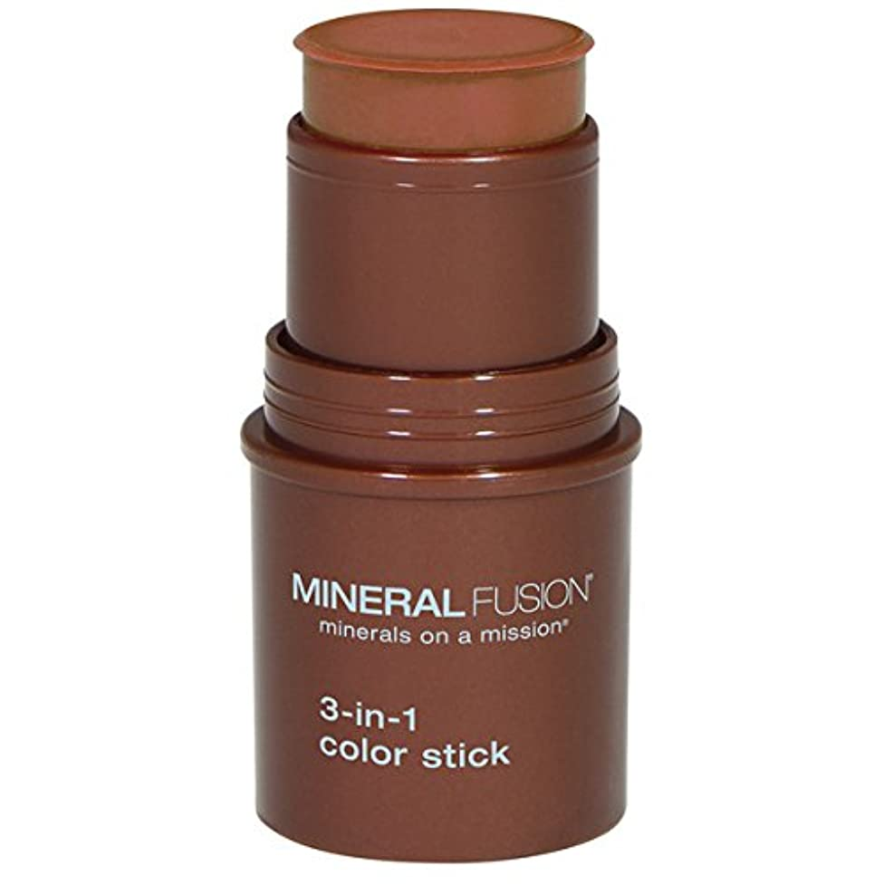 Mineral Fusion 3-in-1 Color Stick, Magnetic.18 Ounce