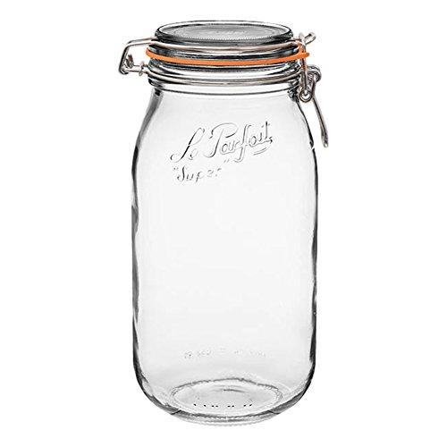 Le Parfait Super Jar - Discontinued (2000ml - 64oz - OLD)