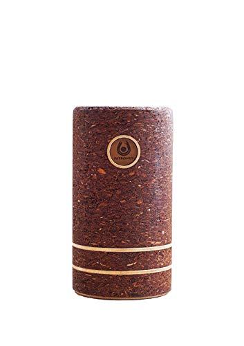 Patronus | Weinkühler aus Rinde | Regional & Ökologisch | mit Zierstreifen