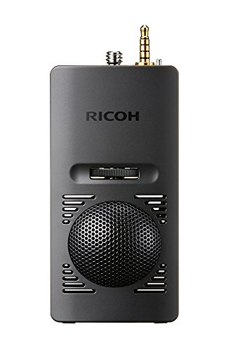 Ricoh TA-1 3D Microphone pour Theta V Noir