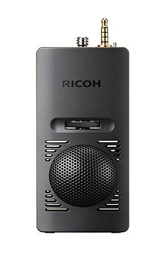 Ricoh Ta-1 3D Microfono Esterno, Nero