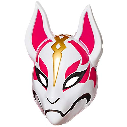 InSpirit Designs Drift Mask, Fortnite Halloween Costume Accessory for Adults, One Size