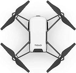 DJI Tello Nano Drone (White) | 5MP Camera | 720p Recording | Intel Processor | Up to 13 mins of Flight time,Shenzhen RYZE Tech Co. Ltd.,TLW004