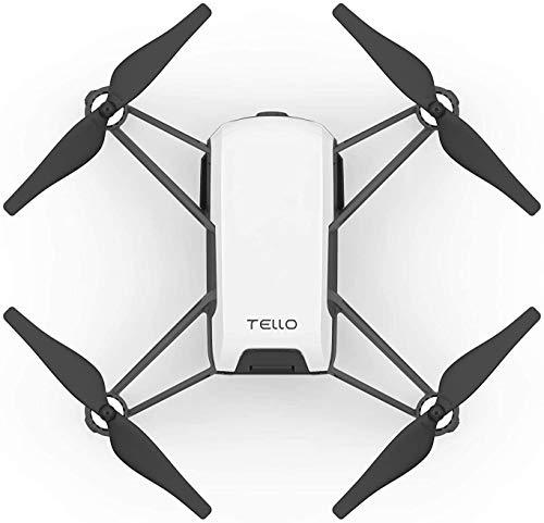DJI Tello Nano Drone (White)   5MP Camera   720p Recording   Intel Processor   Up to 13 mins of Flight time