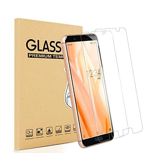 【2枚セット】sense3 対応 ガラスフィルム 強化ガラス sense3 Lite 対応 強化ガラスフィルム (SH-02M/SHV45/SH-RM12 対応) 液晶保護フィルム 日本旭硝子製 高透過率 気泡ゼロ 極薄 9H硬度 指紋防止 自動吸着 耐スクラッチ