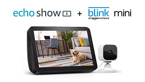 "Amazon Echo Show 8"" + Blink Security Camera $84.99"