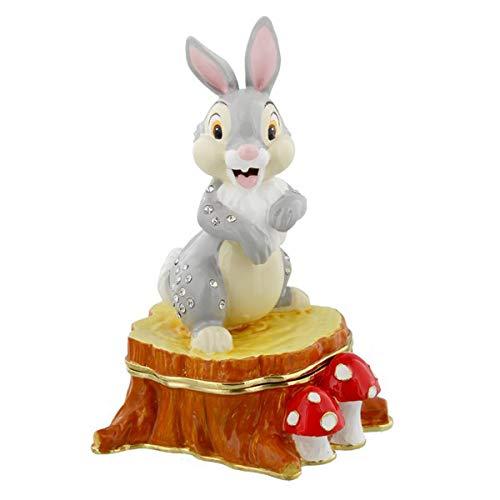 Les Trésors De Lily Disney [Q3428] - Schmuckkasten 'Panpan' (Disney)- höhe 10 cm.