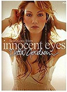 Delta Goodrem: Selections From Innocent Eyes. Für Klavier, Gesang & Gitarre(mit Griffbildern)