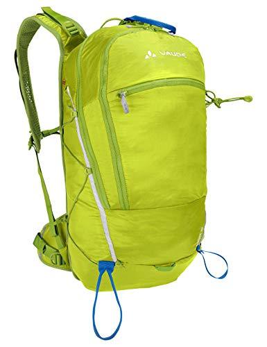 VAUDE Larice 26, Innovativer Skitourenrucksack für schnelle Touren Rucksack, 53 cm, 26 Liter, Bright Green