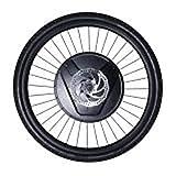 Rueda Eléctrica Bicicleta Delantera Rueda Con Conversión De Bicicleta Eléctrica Mostrar Y Aplicar Opciones De Vista De La Aplicación Adulto Bicicleta Eléctrica ( Color : V APP , Size : 20 in )
