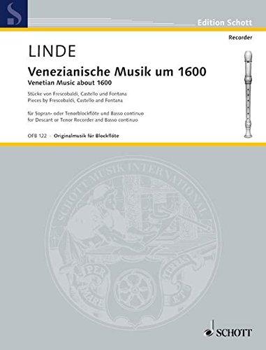 Schott Music Distribution Venezianische Musik um Bild