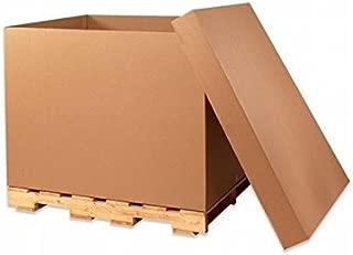 Box Packaging Heavy-Duty Gaylord Cargo Lid, 48