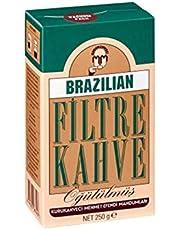 Kurukahveci Mehmet Efendi Brazilian Filtre Kahve 250gr Folyo