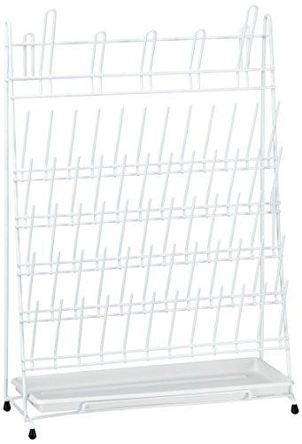 NeoLab E-6970 afdruiprek van draad, 60 staven, 5 vellen, wit