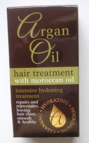 Argan Oil Traitement pour cheveux à l'huile d'argan du Maroc 25 ml