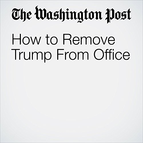 How to Remove Trump From Office audiobook cover art