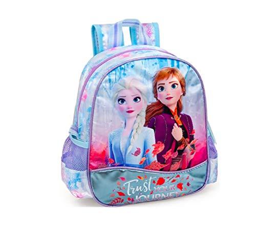 Frozen DIE EISKÖNIGIN Rucksack blau Tasche Kindergarten + Sticker von kids4shop KINDERGARTENRUCKSACK