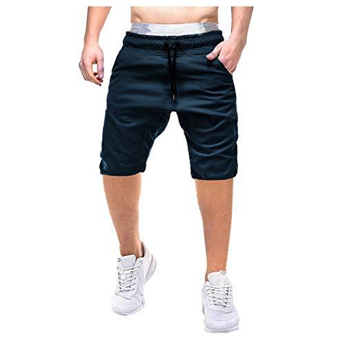 Beiläufige Reine Farben Taschen Overall Wind Overall Kurzschlüsse männer Fashion Casual solid Color Tether Pocket Tooling Shorts Khaki Grau Schwarz Navy Blau M/L/XL/XXL/3xL