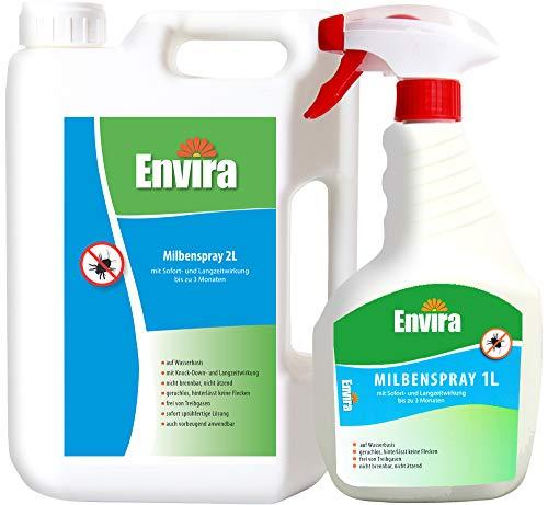 Envira 2L+1L Milbenspray