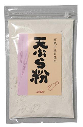 ムソー『有機小麦粉使用・天ぷら粉』