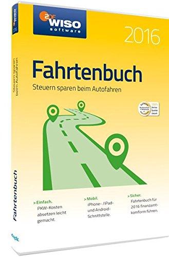 WISO Fahrtenbuch 2016 [PC]