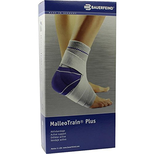 MALLEOTRAIN Plus Sprunggelenkb.links Gr.3 titan 1 St