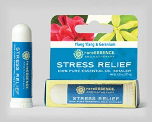 RareESSENCE - Essential Oil Inhaler - Stress Relief (Ylang Ylang & Geranium)