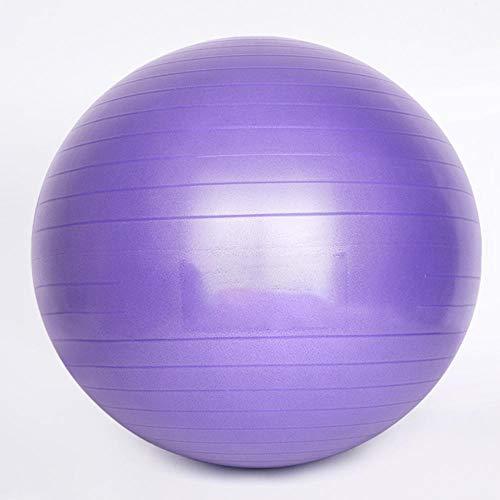 YSCYLY Gymnastikball,Massage Fitness Ball 55cm / 65cm / 75cm,Kleine ÜBung Ball FüR Bauch-Workouts Und Schulter-Rehabilitation